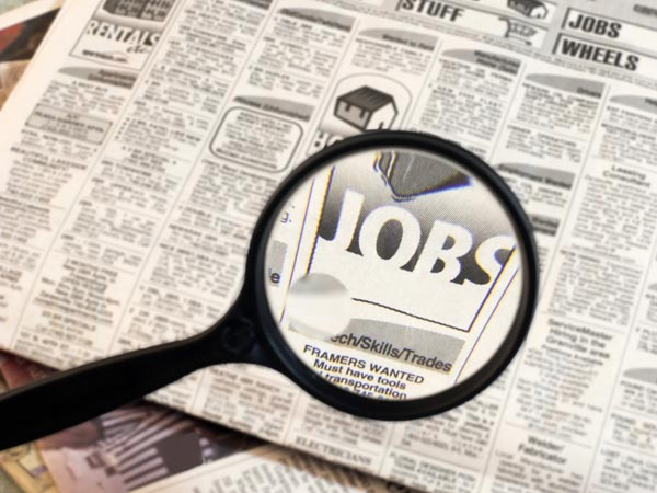 'Job opportunities in India are good'