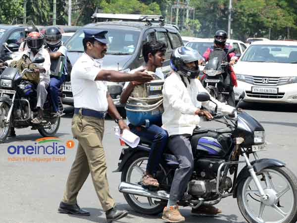 No petrol for two-wheeler riders without helmets in Noida from June 1