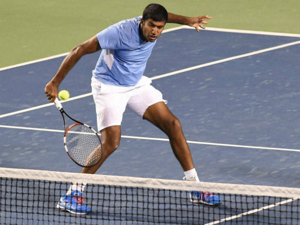 A file picture of Rohan Bopanna