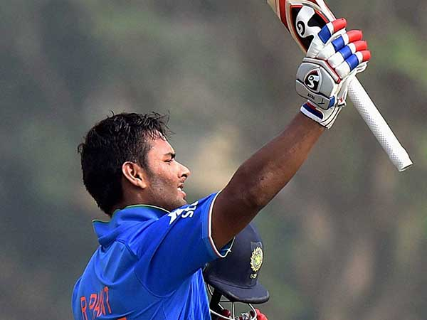 U-19 WC: Rishabh Pant smashes fastest 50