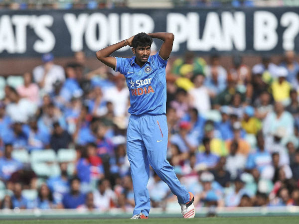 Bumrah is the find of T20 series: Dhoni