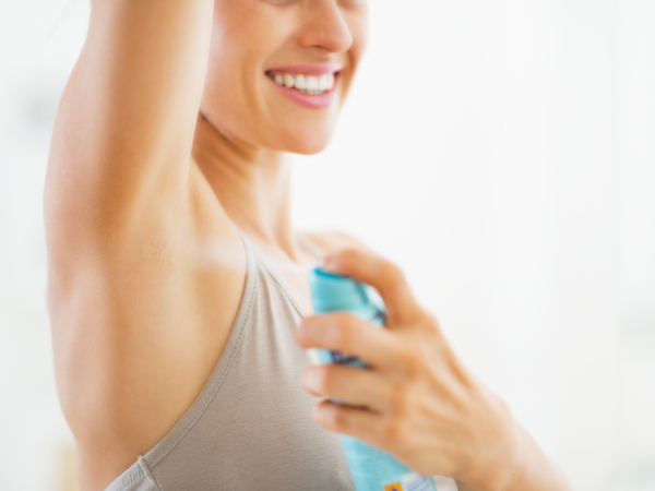 Beware! Deodorants, antiperspirants harm your skin bacteria.