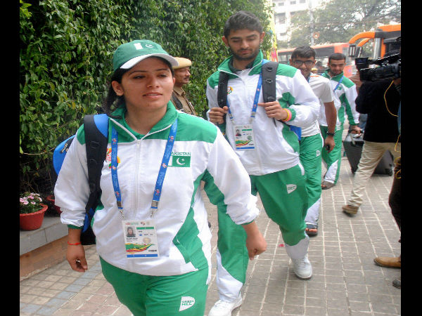 SAG: Pak athletes feeling at 'home'