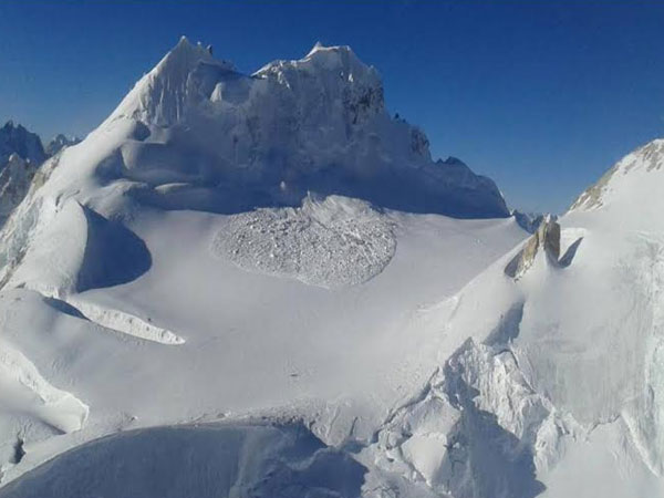 Over 800 soldiers killed due to climatic conditions in Siachen
