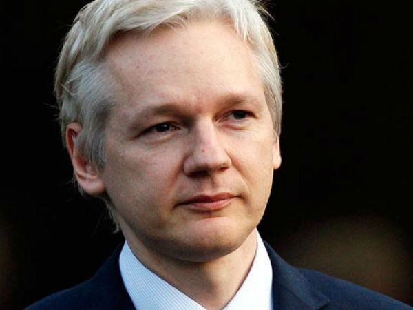 WikiLeaks founder 'arbitrarily detained'