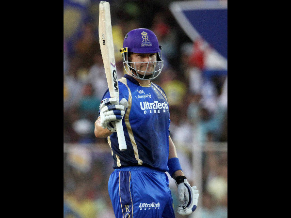 Shane Watson was bought by RCB for Rs 9.5 crore