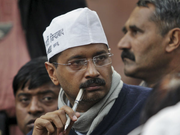 Complaint filed against Kejriwal