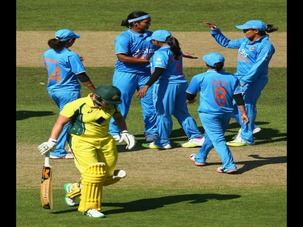 Mithali guides India to consolation win