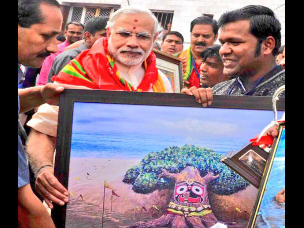 PM invites sand artist to train youth