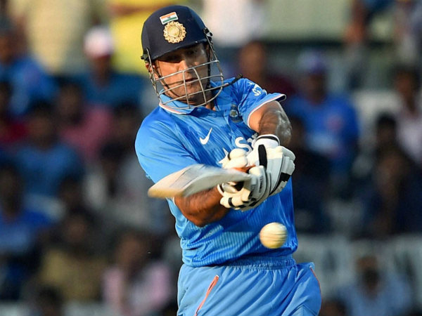 File photo: India captain MS Dhoni and his men will be keen to continue the good form