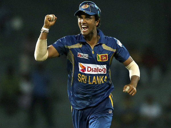File photo: Dinesh Chandimal will lead Sri Lanka
