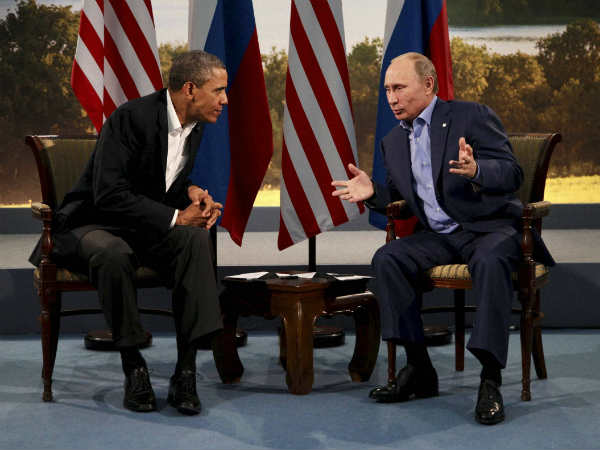 'US, Russia could spiral into Cold War'