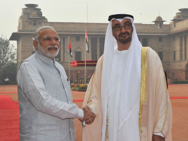 India to get free oil from UAE