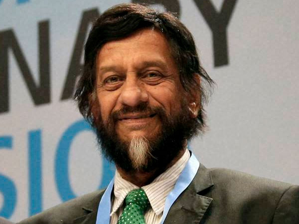 Pachauri kissed me on my face: victim