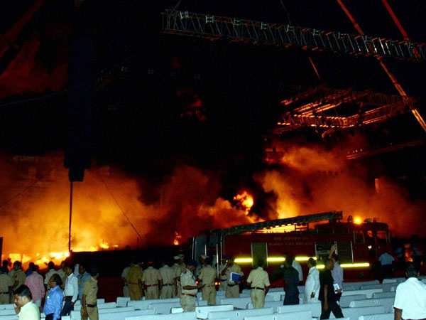 Fire audit was done before Mumbai event