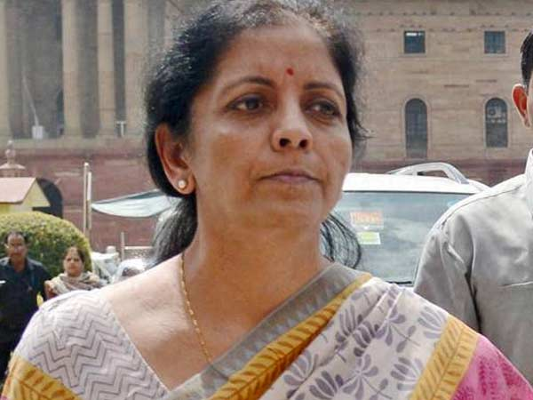 Manufacturing is picking up: Sitharaman