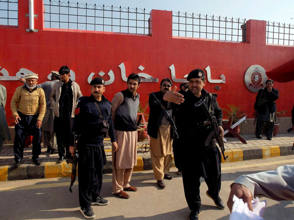 Bacha Khan Univ reopens after attack