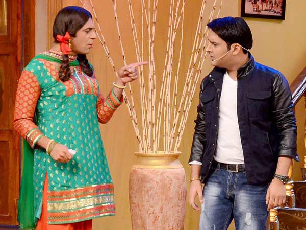 Legal trouble for Gutthi, Dadi of 'Comedy Nights With Kapil'?