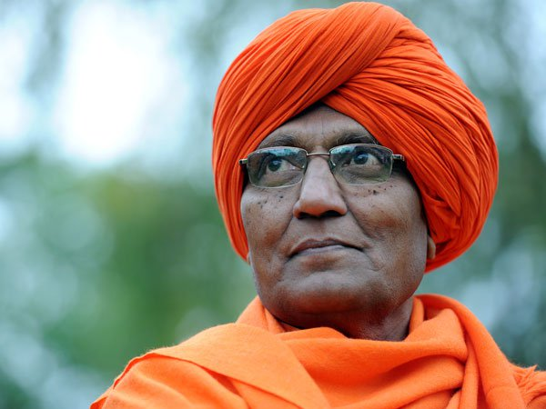 File photo of Swami Agnivesh