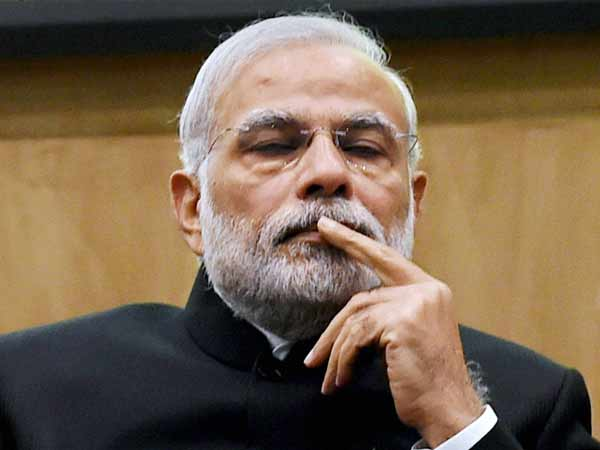 JNU row discussed at meeting by Modi