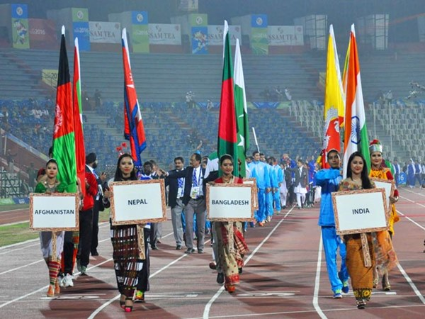 2016 South Asian Games held in India