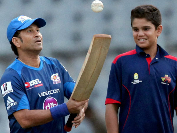 OMG! Sachin Tendulkar's son Arjun's photo on admit card issued to UP Board student.