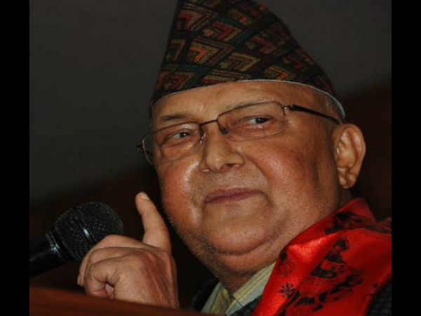 Nepal not playing 'China card': Oli