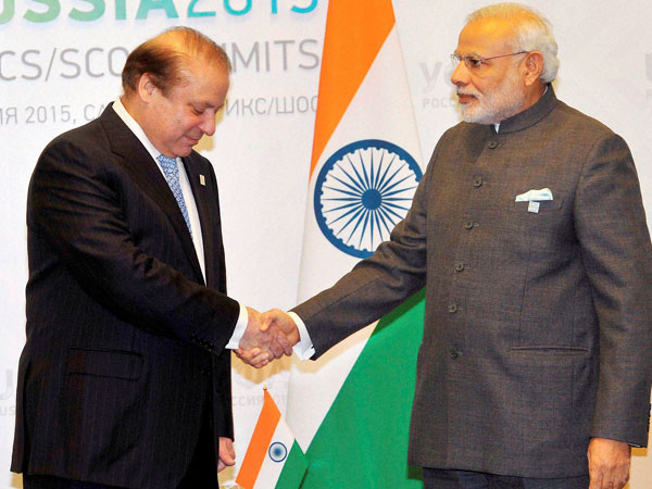 Sharif, Modi likely to meet nest month
