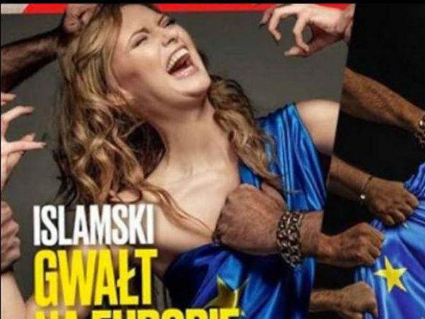 Polish magazine sparks controversy