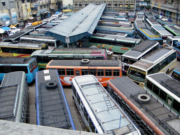HRTC bus services suspended