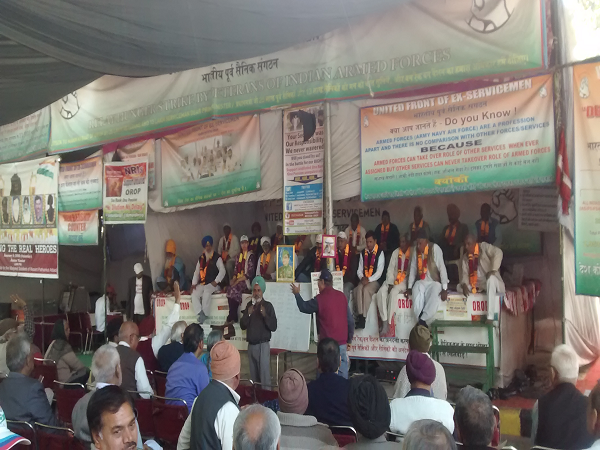 OROP still an issue for many
