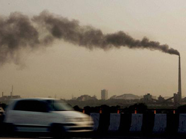 'Pollution in India higher than China'
