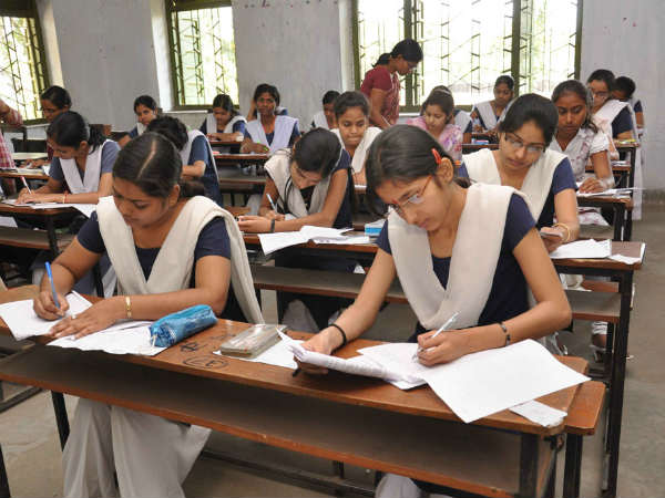 Essay on Scene in an Examination Hall for School Students
