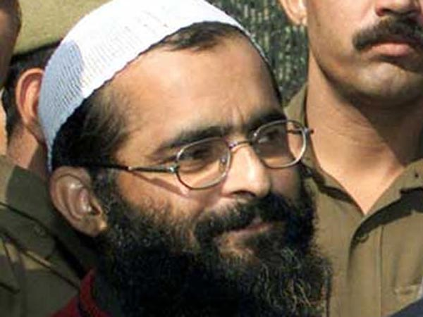 Misconception about Afzal Guru: Sahay