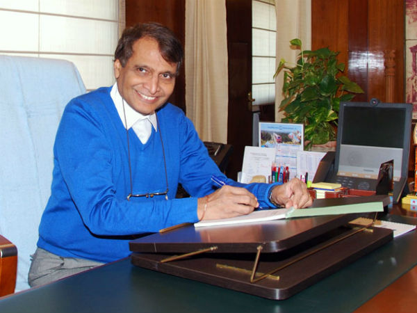 High expectation from Rail Budget:Prabhu