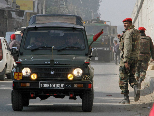 Pathankot attackers gorged on Pak dishes