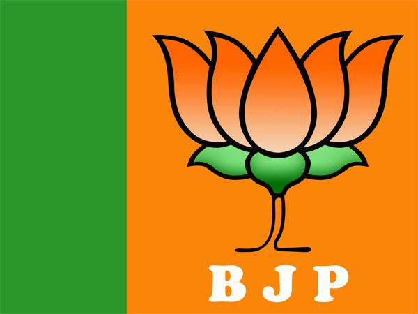 BJP holds protest march against Cong