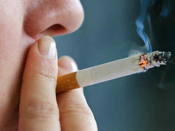 '36% rise in number of male smokers'