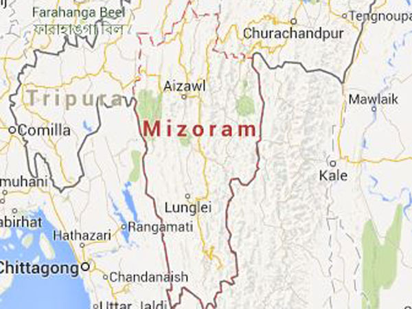 School torched in Mizoram
