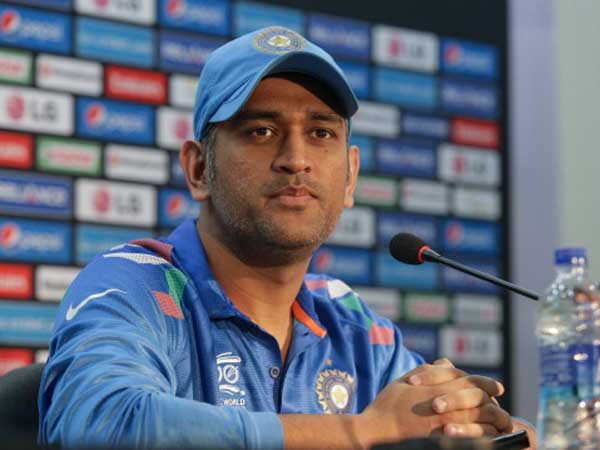 MS Dhoni criticised Asia Cup pitch