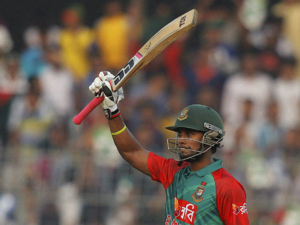File photo: Sabbir Rahman pulled Bangladesh out of early trouble with a match-winning 80