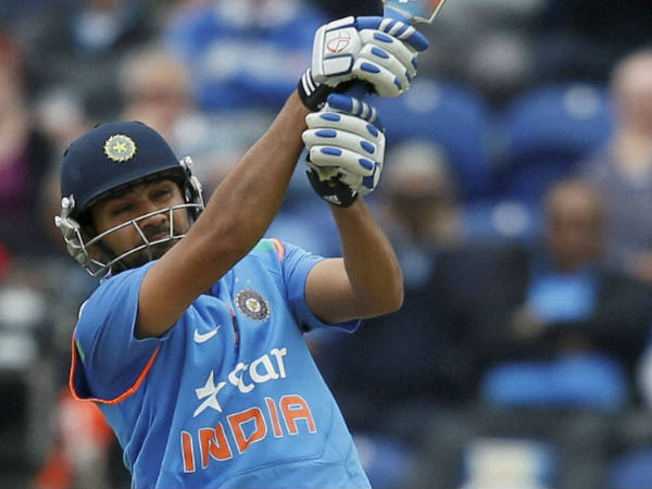 Rohit complains of soreness in toe