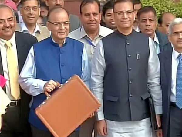 'Budget for corporates not poor'.