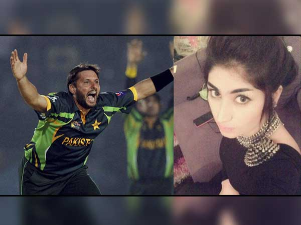 Pakistani actress slams 'mad' Afridi
