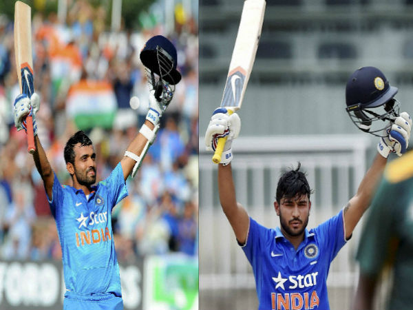 WT20:Tough competition Rahane and Pandey