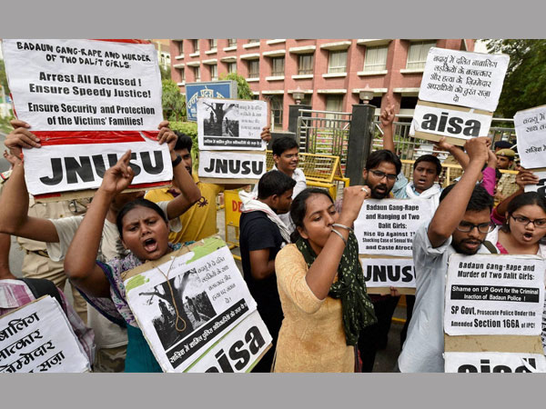 JNUSU Vice-Prez receives hate letter