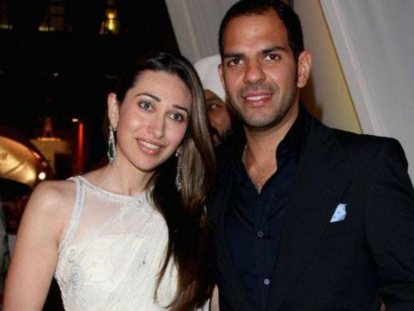 Karisma Kapoor alleges domestic violence