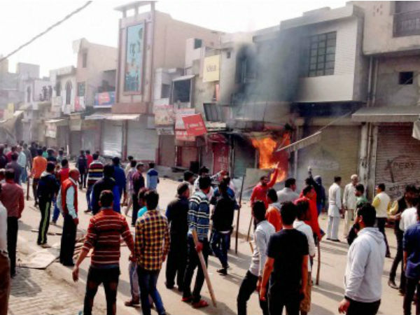 jat protests