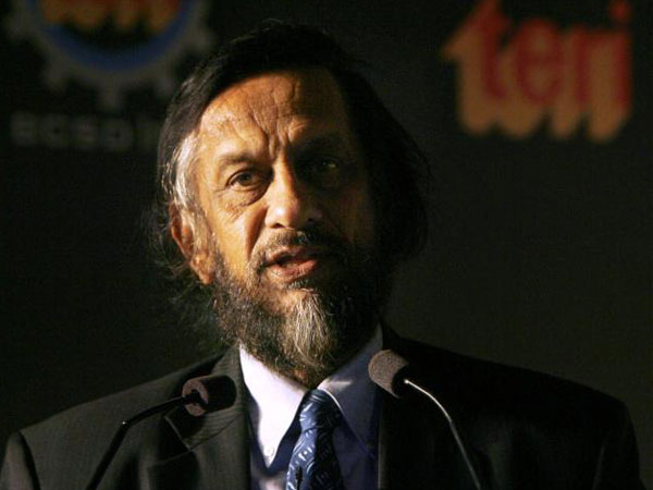 Former The Energy and Resources Institute (TERI) chief RK Pachauri