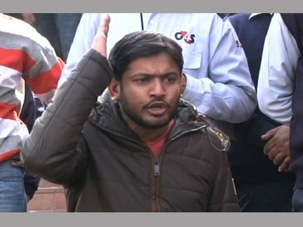 JNU asked to inform about Kanhaiya